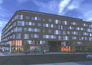 Kavanagh Court Student Accommodation – Time-Lapse