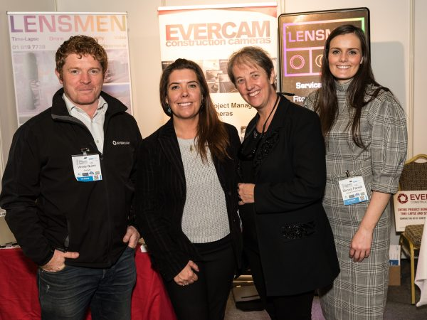 Evercam at the National Construction Summit 2018